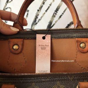 Louis Vuitton Bags - Authentic Louis Vuitton Monogram Speedy 35